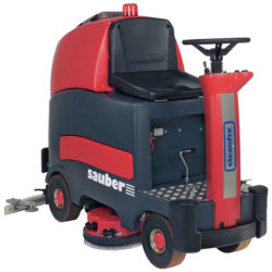 Седлови почистващ автомат RA 800 Sauber