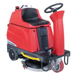 Седлови почистващ автомат Cleanfix RA 500 Sauber